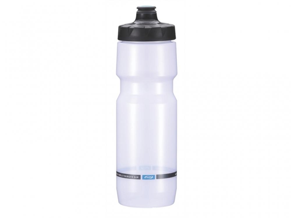 Фляга вело BBB 750ml. AutoTank XL autoclose прозрачный (BWB-15), Фляги - арт. 578690170