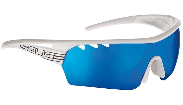 Очки солнцезащитные Salice 006RW WHITE/RW BLUE, Очки солнцезащитные - арт. 1020700413