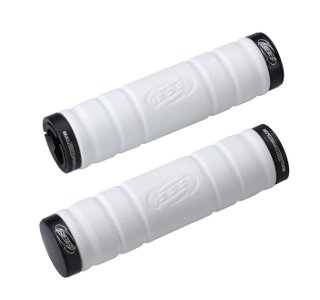 Грипсы BBB FoamFix 130mm white (BHG-18)
