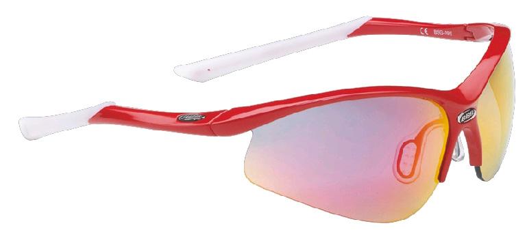 Очки солнцезащитные BBB Attacker Red (BSG-29S_2963)