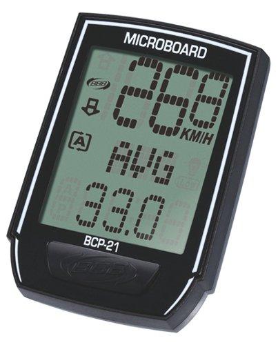 Компьютер BBB MicroBoard 8 functions wired black (BCP-21), Велокомпьютеры и комплектующие - арт. 577580363