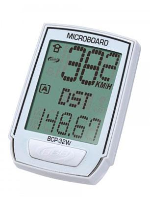 Компьютер BBB MicroBoard 13 functions wireless white (BCP-32W)