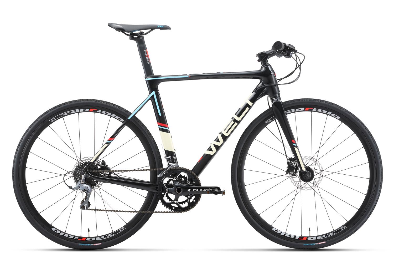 Велосипед Welt 2018 VIGO black, Велосипеды - арт. 1034140390
