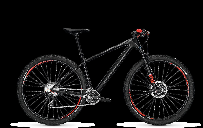 Велосипед FOCUS RAVEN EVO 2018 carbonm, Велосипеды - арт. 1027030390