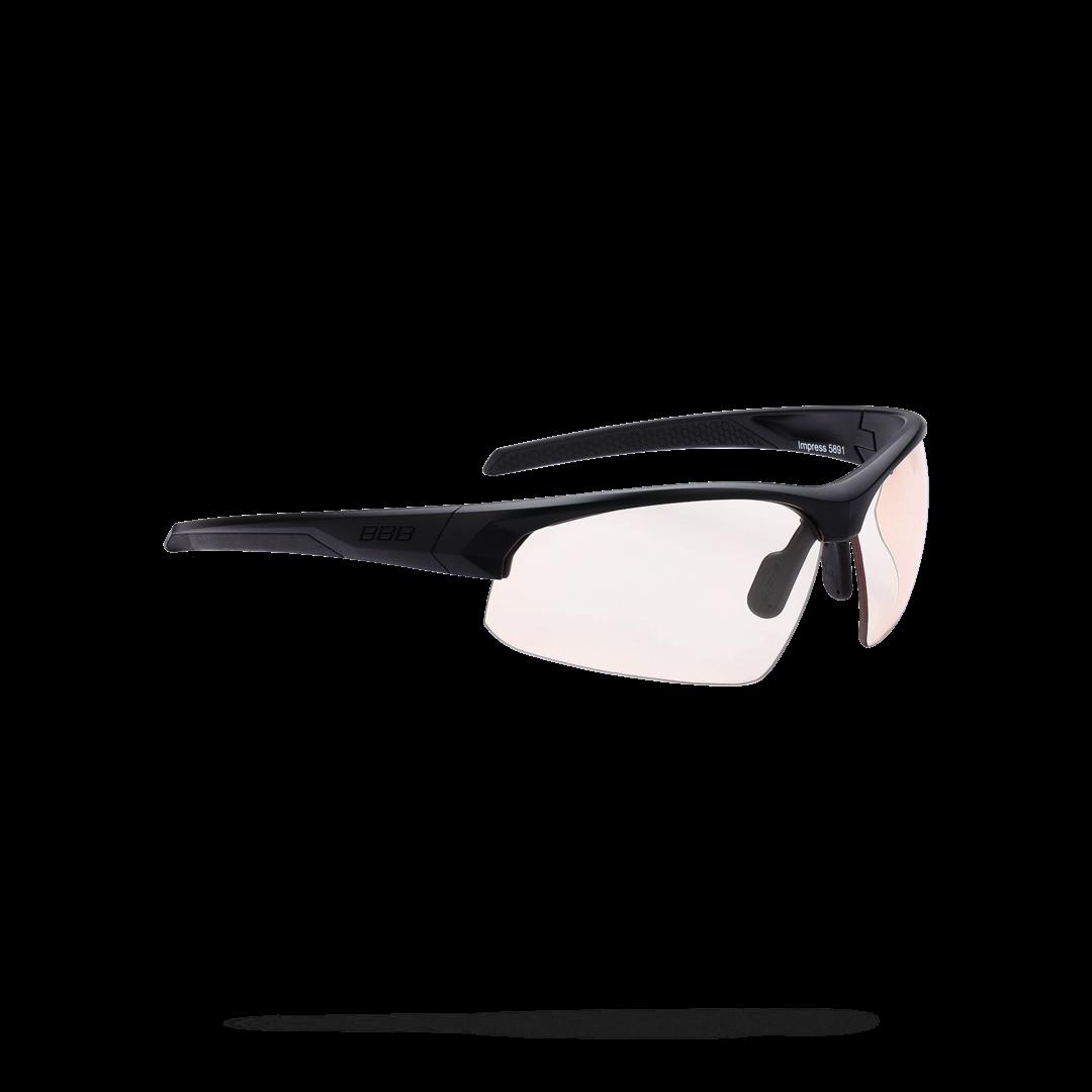 Очки солнцезащитные BBB 2018 Impress PC PH photochromic lenses черный матовый, Очки солнцезащитные - арт. 1022160413