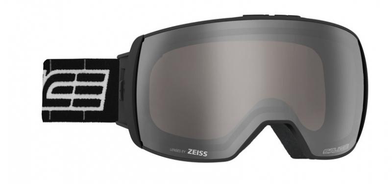 Очки горнолыжные Salice 605DARWF w. Coffre & Spare Lens BLACK-BLOCK/RW BLACK + SONAR, Горнолыжные очки и маски - арт. 1064640418
