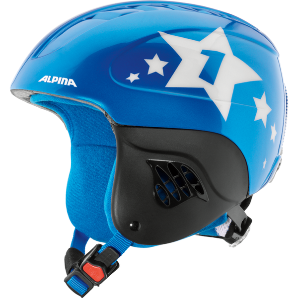 Зимний Шлем Alpina CARAT blue-star, Горнолыжные и сноубордические шлемы - арт. 925820428