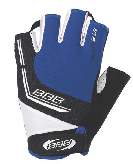 Перчатки велосипедные BBB MTBZone blue (BBW-33)