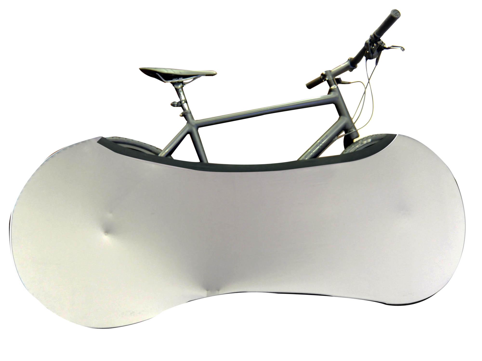 Чехол для велосипеда Welt Оптимум L Серый, Велосипеды - арт. 844450390