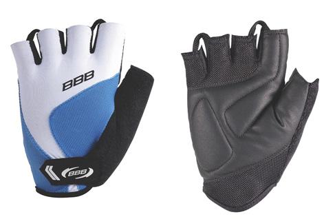 Перчатки велосипедные BBB Classic синий (BBW-42)