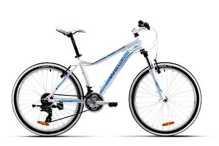 Велосипед Welt Edelweiss 1.0 2016 white/blue/