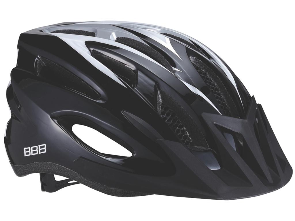 Летний шлем BBB 2015 helmet Condor black white (BHE-35)