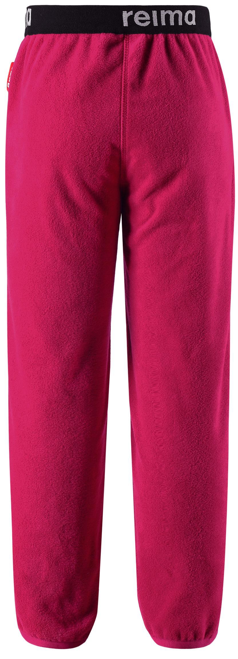 Брюки флис Reima 2018-19 Argelius CRANBERRY PINK, Зимние брюки и полукомбинезоны - арт. 1117880348