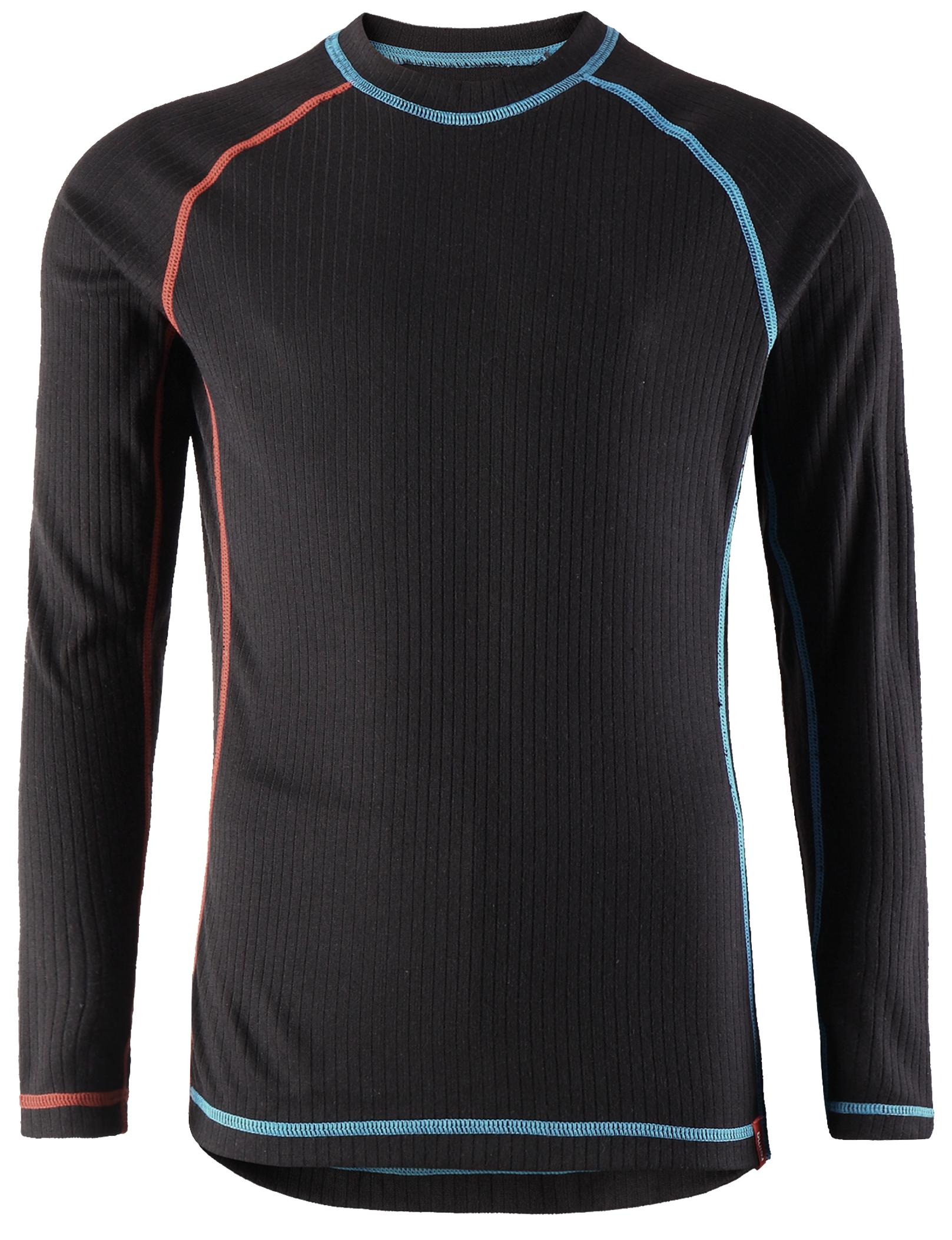 Комплект (футболка, длинный рукав, + брюки) Reima 2018-19 Cepheus BLACK, Брюки - арт. 1117860151