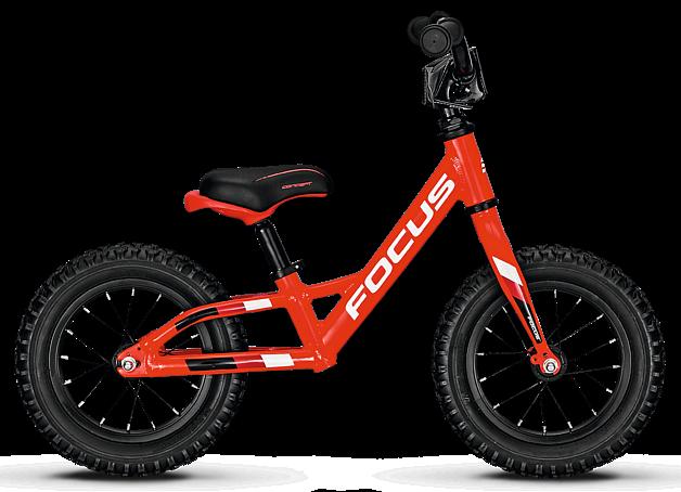 Беговел Focus RAVEN ROOKIE 16 2018 red, Велосипеды - арт. 1117420390