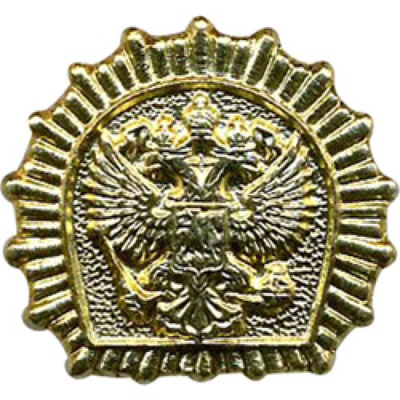 Эмблема петличная для кадетов металл