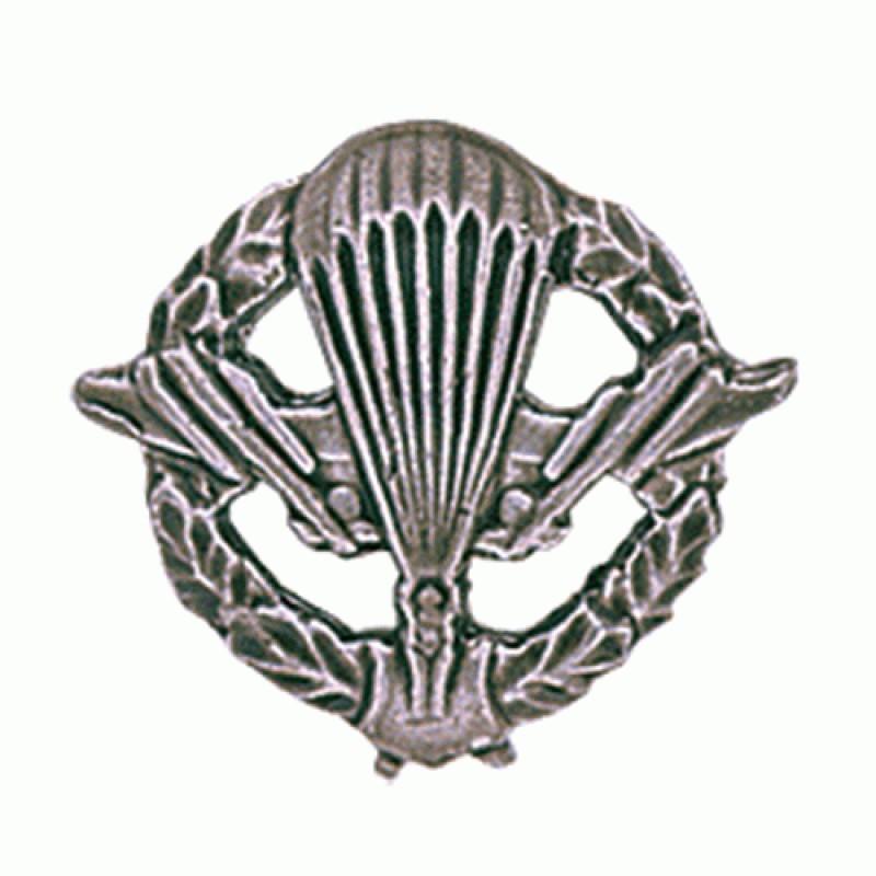 Эмблема петличная ВДВ полевая металл