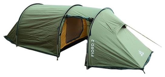 Палатка Fiord 2 зеленый