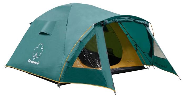 Палатка Greenell Лимерик плюс 3, Палатки трехместные - арт. 510840321