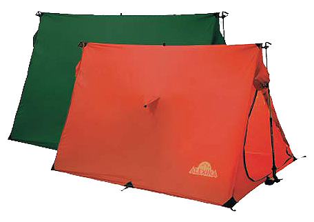 Палатка SOLO 2 green, 200x120x115 - артикул: 264510320