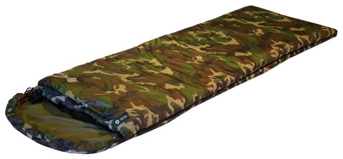 Хантер 250, камуфляж спальный мешок, Спальники-одеяла - арт. 380850369