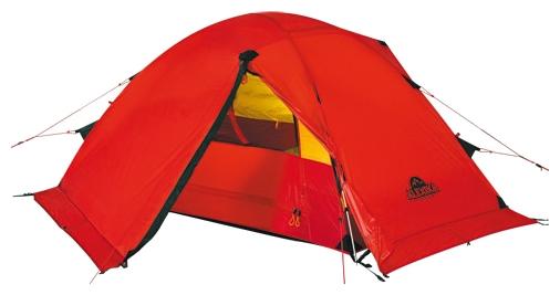 Купить Двухместная горная палатка Alexika Storm 2 красный
