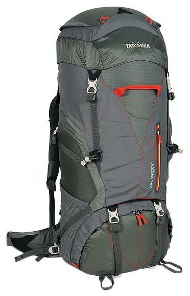Универсальный туристический рюкзак для небольшого похода Pyrox Plus, carbon, 1372.043