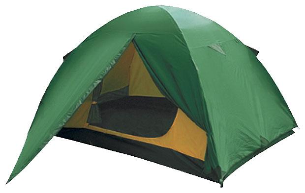 Лёгкая двухместная туристическая палатка Alexika Scout 2 зеленый, Палатки двухместные - арт. 264480320