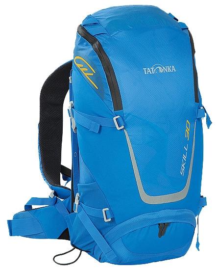 Легкий спортивный рюкзак с подвеской X Vent Zero Tatonka Skill 30 1480.194 bright blue, Рюкзаки для горных лыж и сноуборда - арт. 268700286