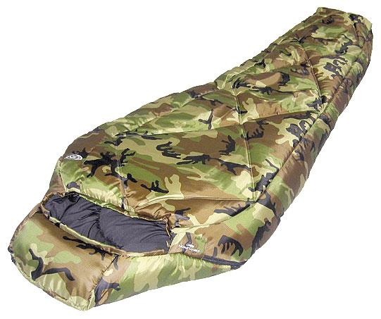 Спальный мешок Centurion 350 камуфлированный R
