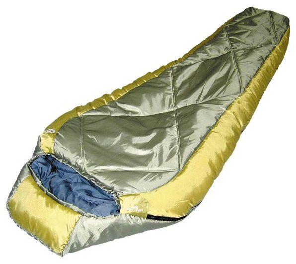 Спальный мешок Centurion 500 зеленый L