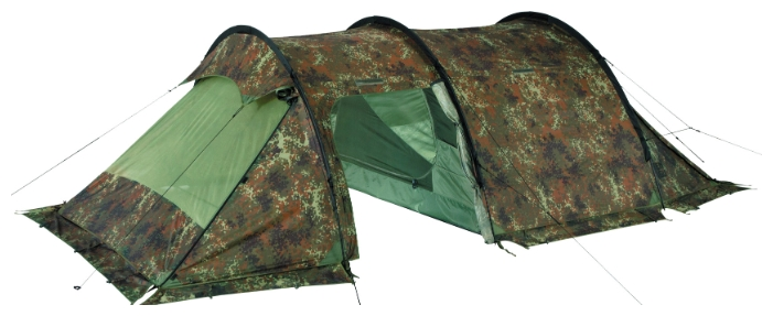 Палатка типа с максимально рациональным внутренним объемом Tengu Mark 44T 7124.4121