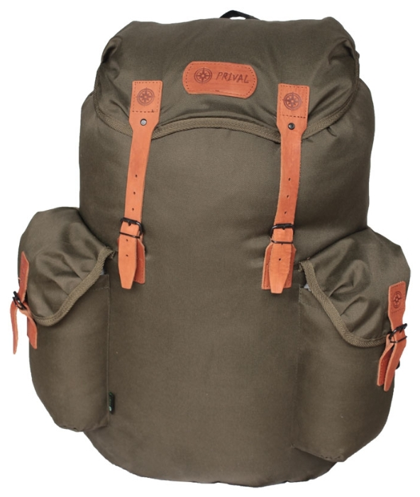 Рюкзак PRIVAL Бойскаут 25-OXF хаки, Рюкзаки для горных лыж и сноуборда - арт. 380170286