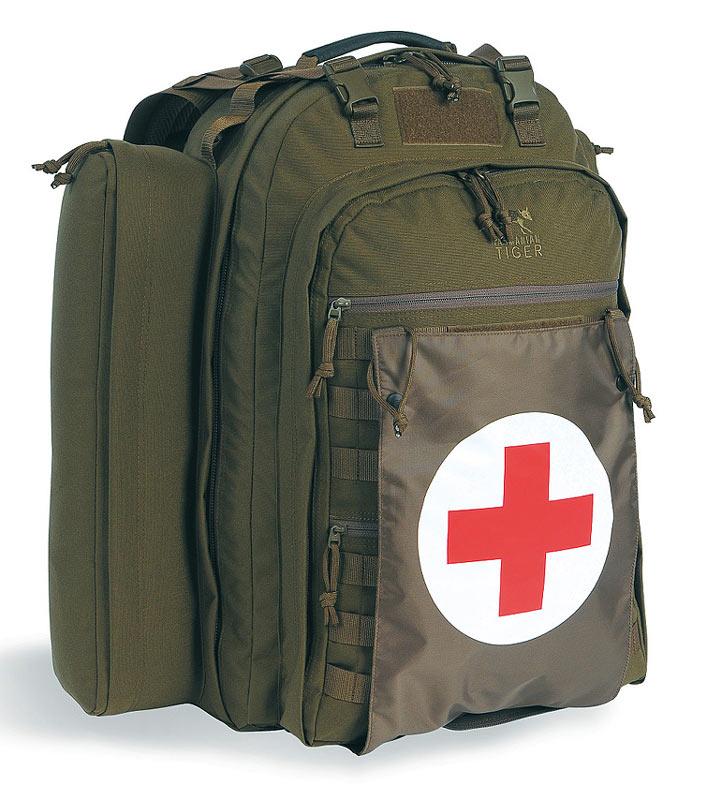 Купить Медицинский рюкзак TT FIRST RESPONDER 2 olive, 7709.331, Tasmanian Tiger
