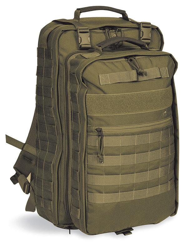 Медицинский рюкзак TT FIRST RESPONDER MOVE ON olive, 7713.331