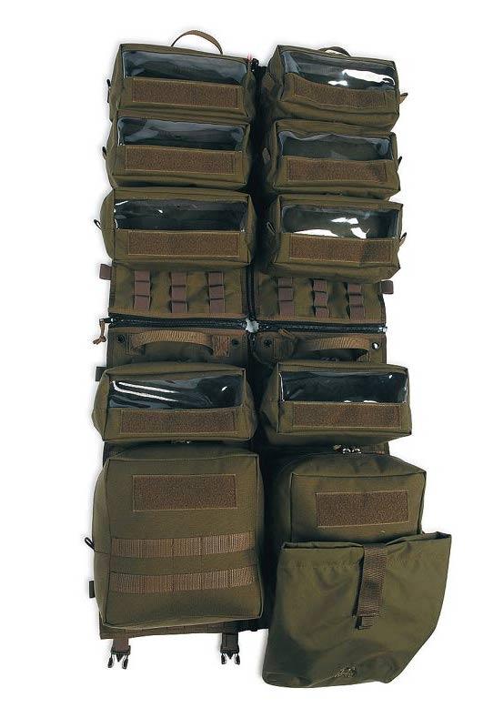 Купить Медицинская транспортировочная система TT MEDIC TRANSPORTER oliv, Tasmanian Tiger
