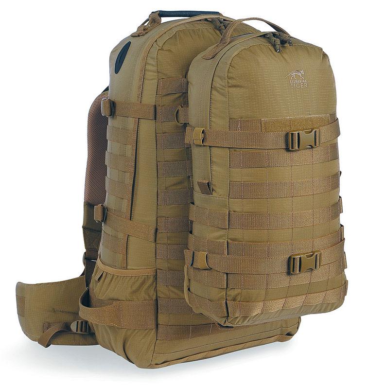 Купить Легкий двойной рюкзак 45+15 л. TT 2 in 1 Pack, 7717.343, khaki, Tasmanian Tiger