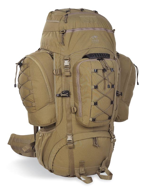 Купить Штурмовой рюкзак для длительных операций (115 л) TT Range Pack, 7601.343, khaki, Tasmanian Tiger