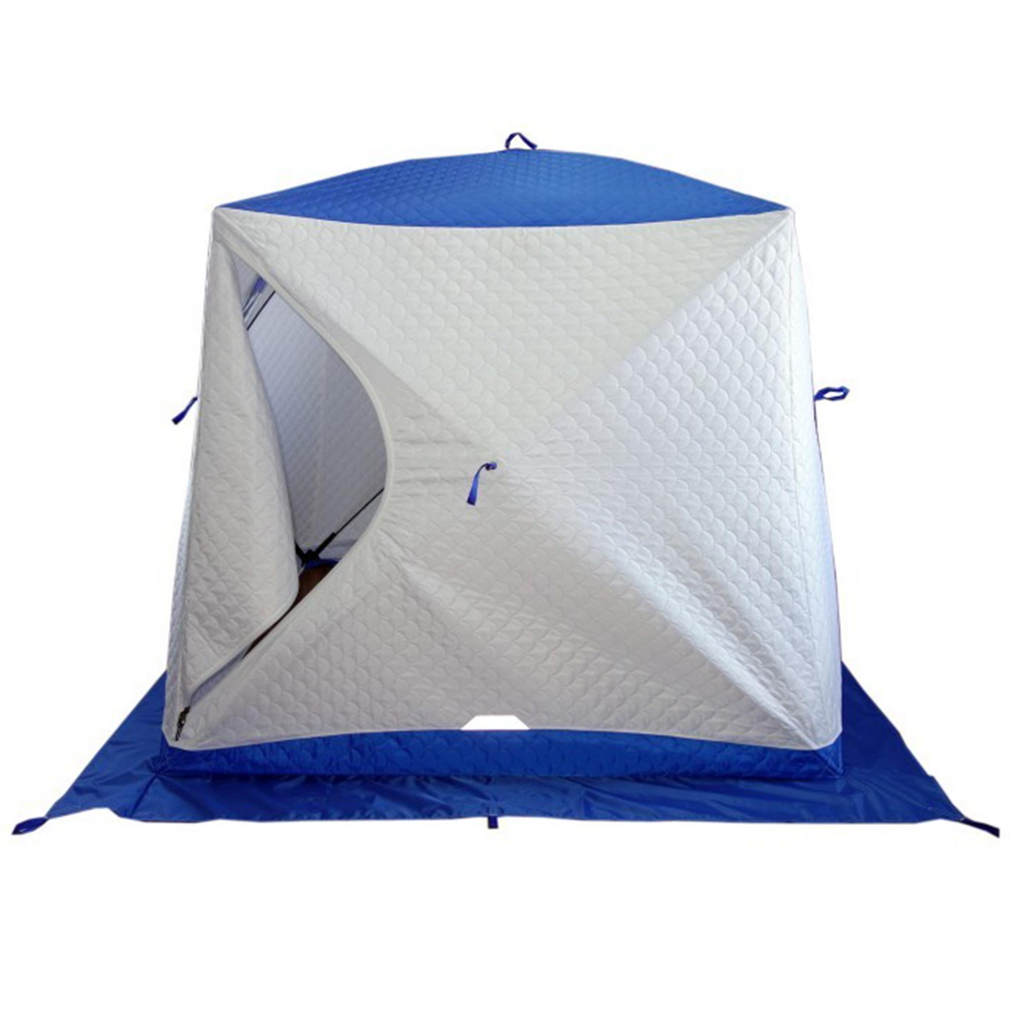 Палатка-куб ПИНГВИН Призма  Термолайт  (185*185, композит), Палатки для охоты и рыбалки - арт. 1145130375