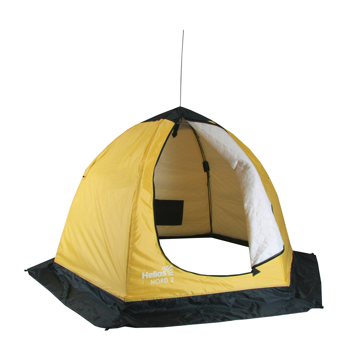 Палатка-зонт зимняя утепленная NORD-2 Helios (2-местная), Палатки для охоты и рыбалки - арт. 1128260375