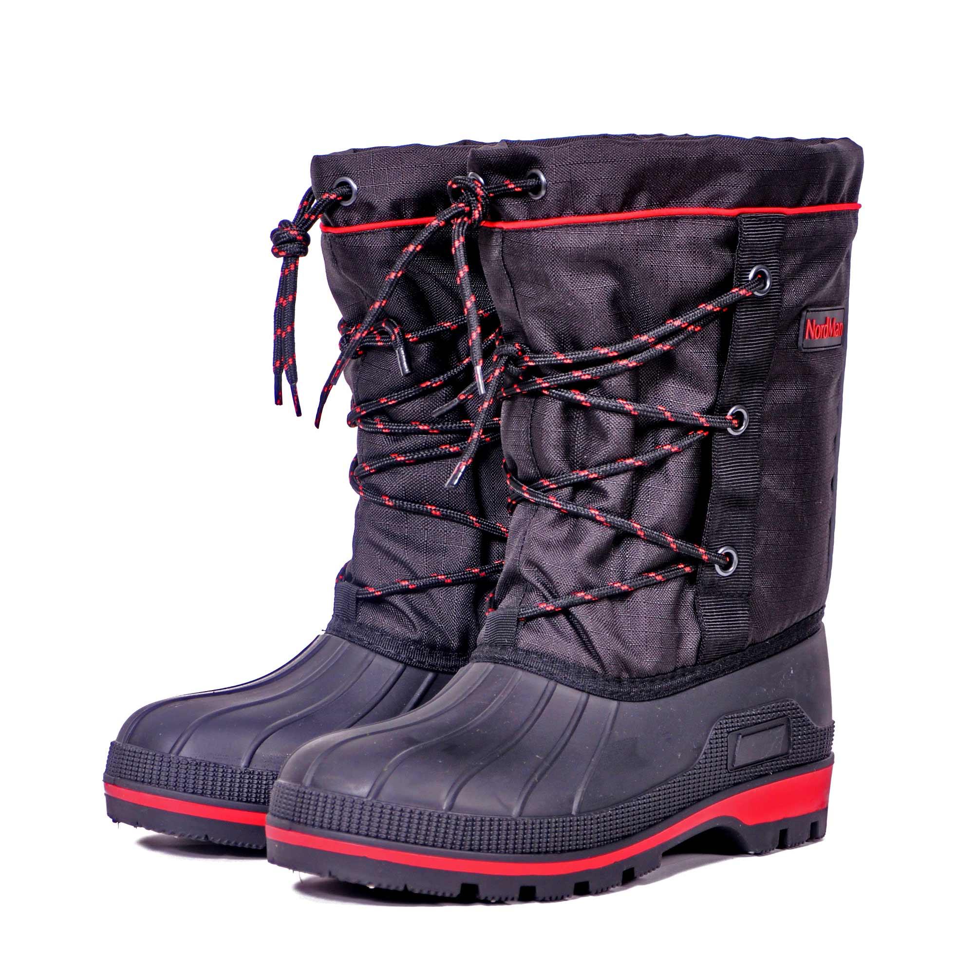 Бахилы для охотников из ТЭП Nordman New Red (шнурки) ОХ-14 О 2.14, Бахилы - арт. 1123730367