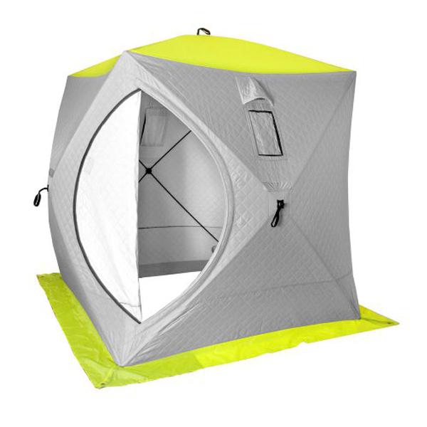 Палатка-куб зимняя PREMIER (1,8х1,8) утепленная, Палатки - арт. 1141640162