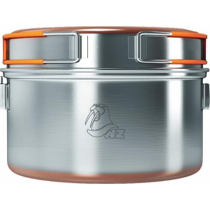 Кастрюля (нерж.) 2,4 л. SS-011, Посуда - арт. 1037710196