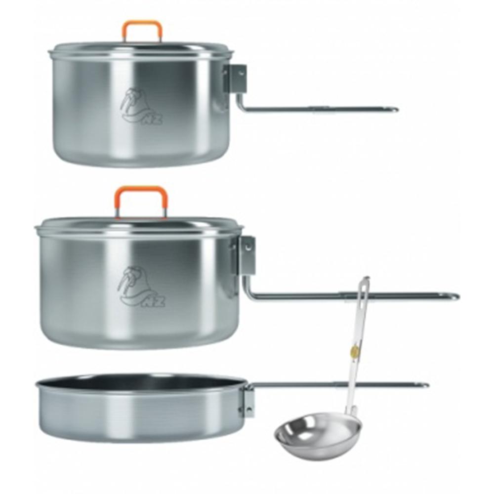 Набор посуды (нерж.) SS-031, Посуда - арт. 1037730196