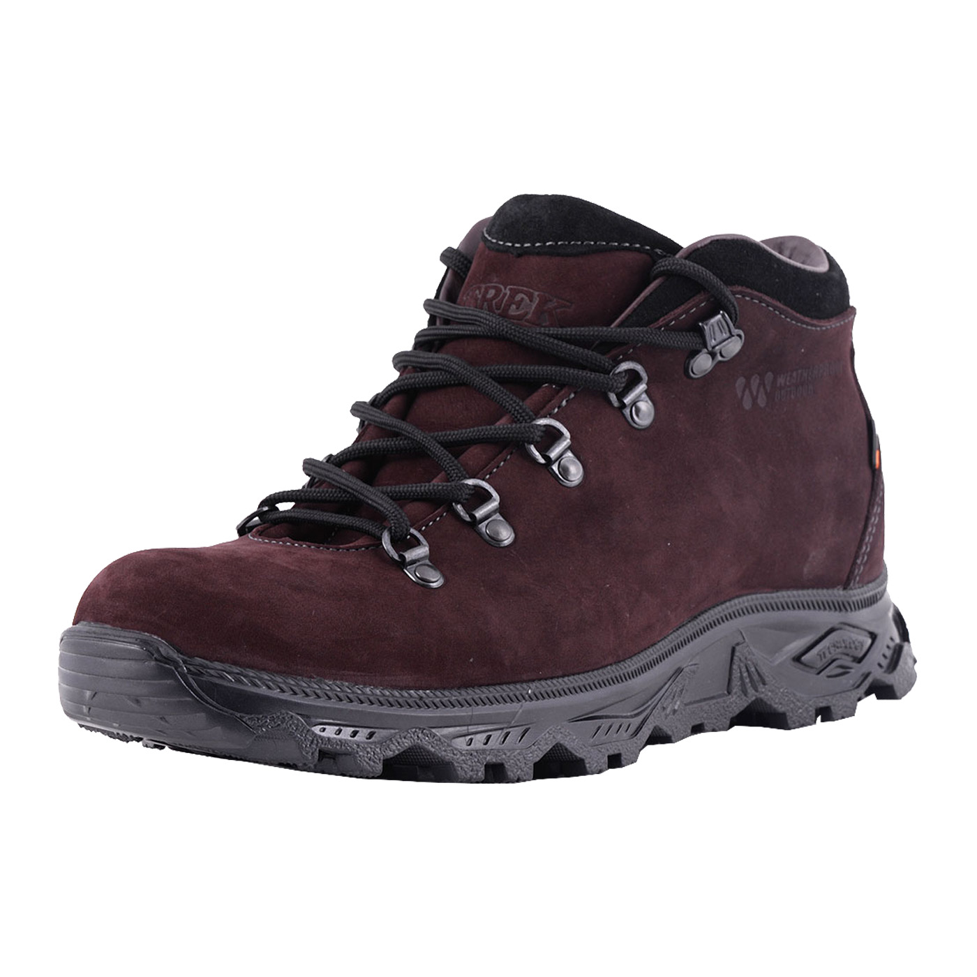Купить Ботинки мужские TREK Andes3 (капровелюр), Обувная фабрика Trek