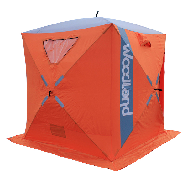 Палатка зимняя Woodland ICE FISH 4, 180х180х210 см., Палатки - арт. 1147240162