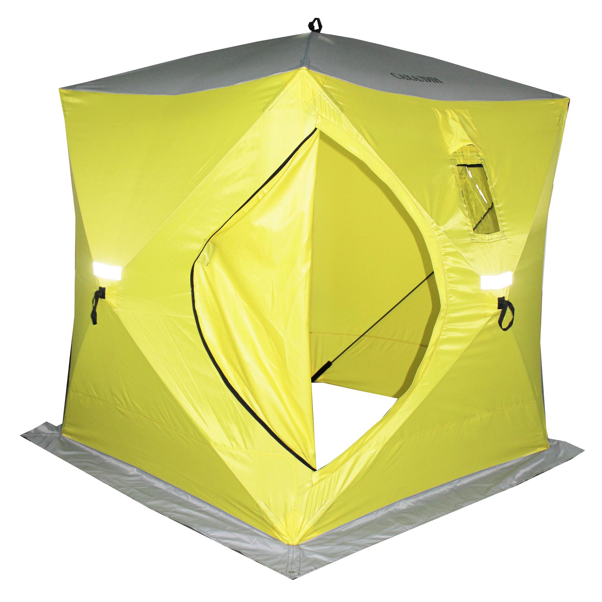 Палатка зимняя Woodland  Сахалин 2 , 150 x 150 x 170 см., Палатки - арт. 1151150162
