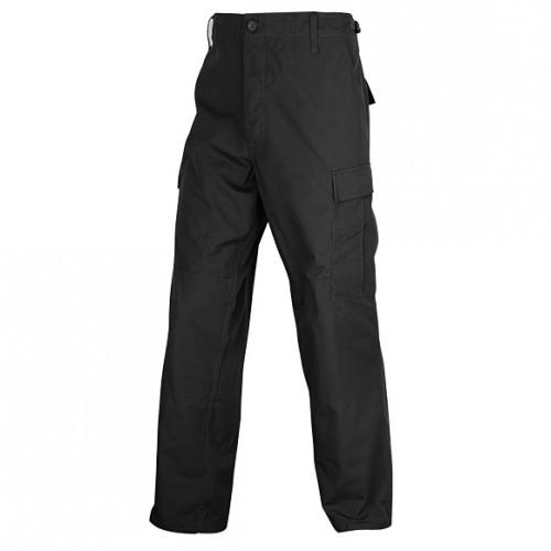Брюки летние BDU strong черный рип-стоп, Тактические брюки - арт. 19320344