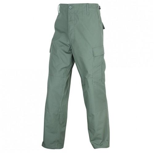Брюки летние BDU strong олива рип-стоп, Тактические брюки - арт. 19300344