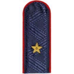 Погоны Полиция генерал-майор на китель повседневные